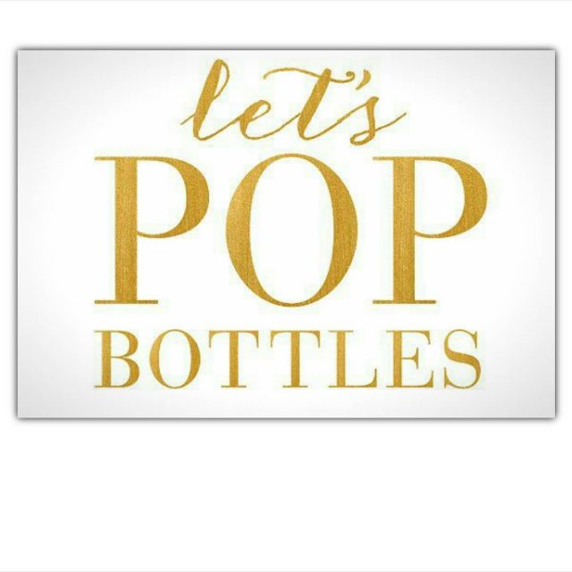 Welcome to Friday people!! Lets pop some bottles!!! Image courtesyhellip